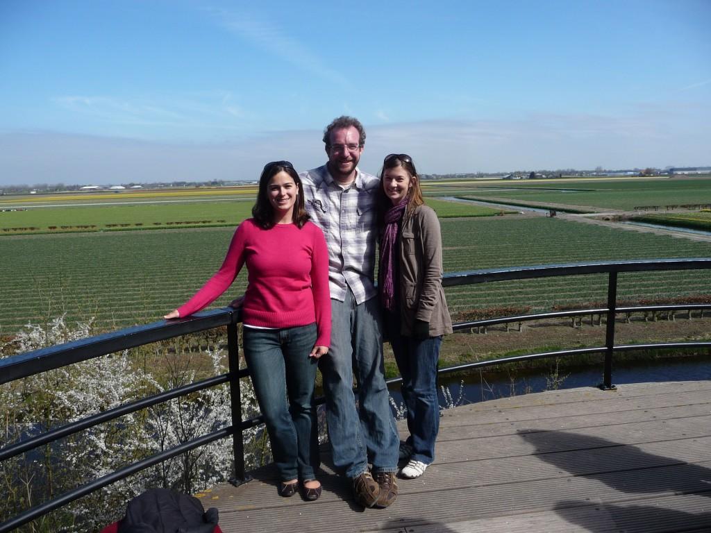 Elysia, Jachin and Heather