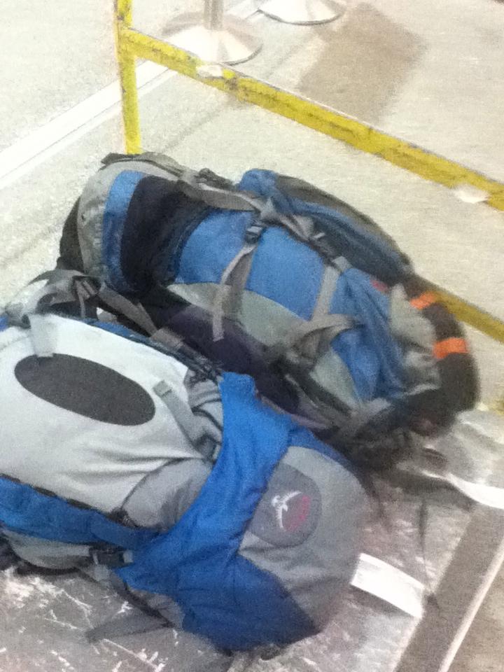 Goodbye Luggage