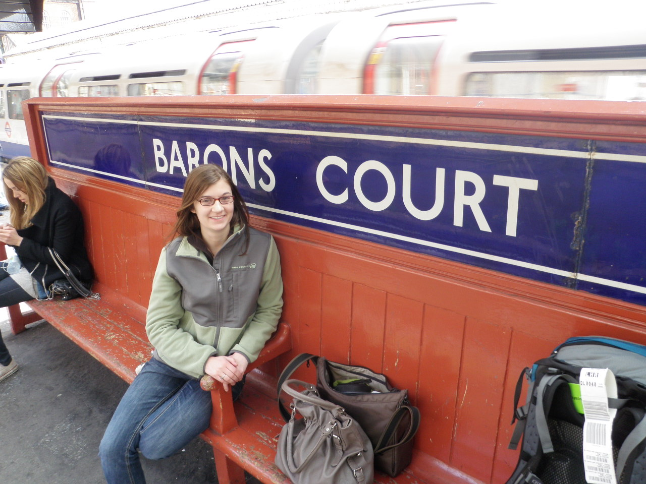 Heather at Barons Court