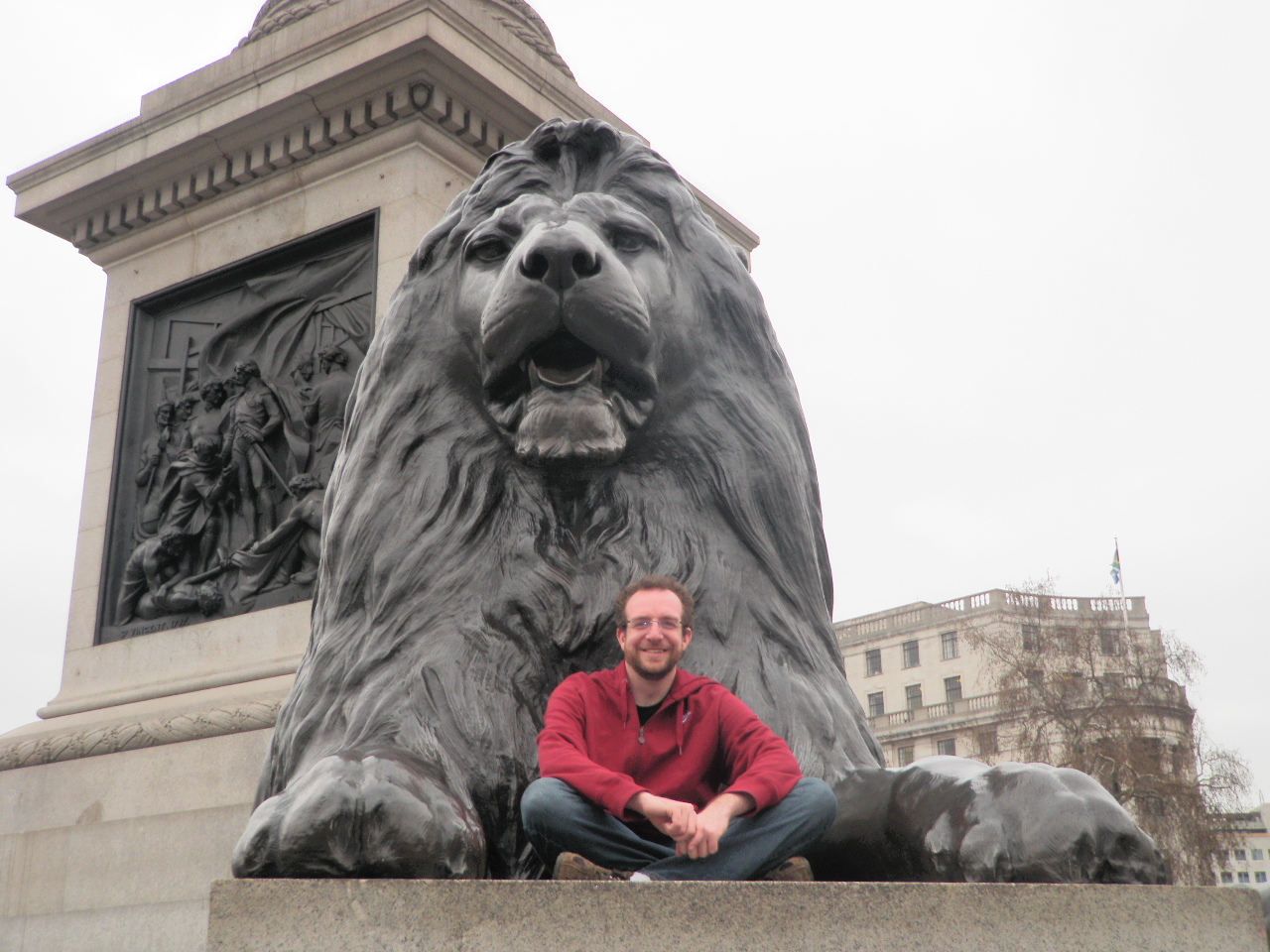 Jachin and the Lion