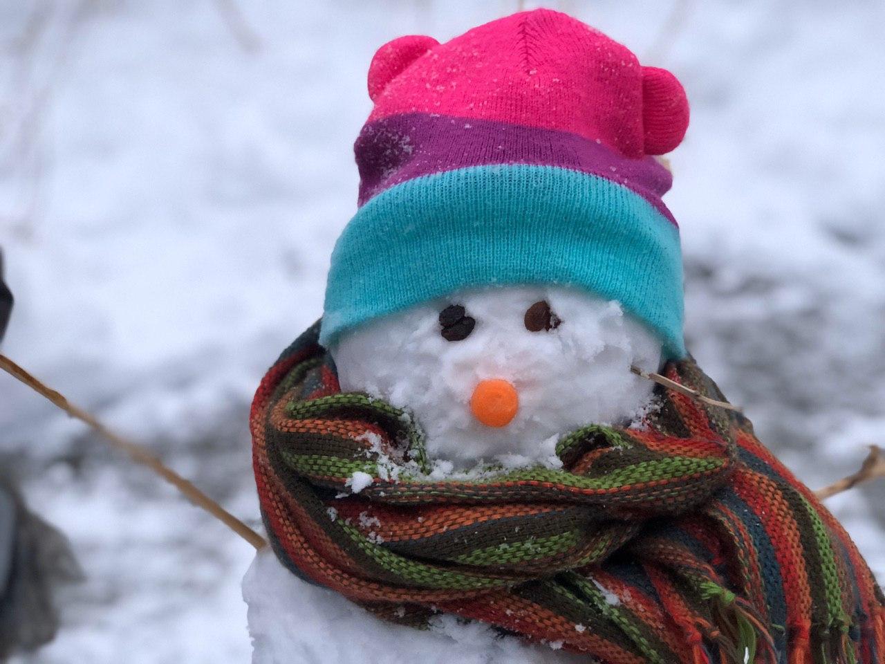 Daisy the Snowman